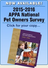 2015/2016 National Pet Owners Survey Now Available!