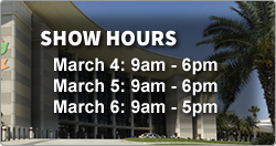 Global Pet Expo 2014 Show Hours