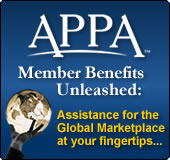 APPA Member Benefits Unleashed: Assistance for the Global Marketplace